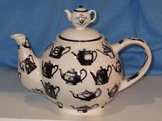 Tps teapot teapot